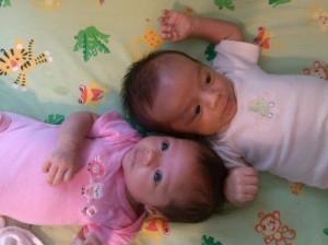My Twin Babies