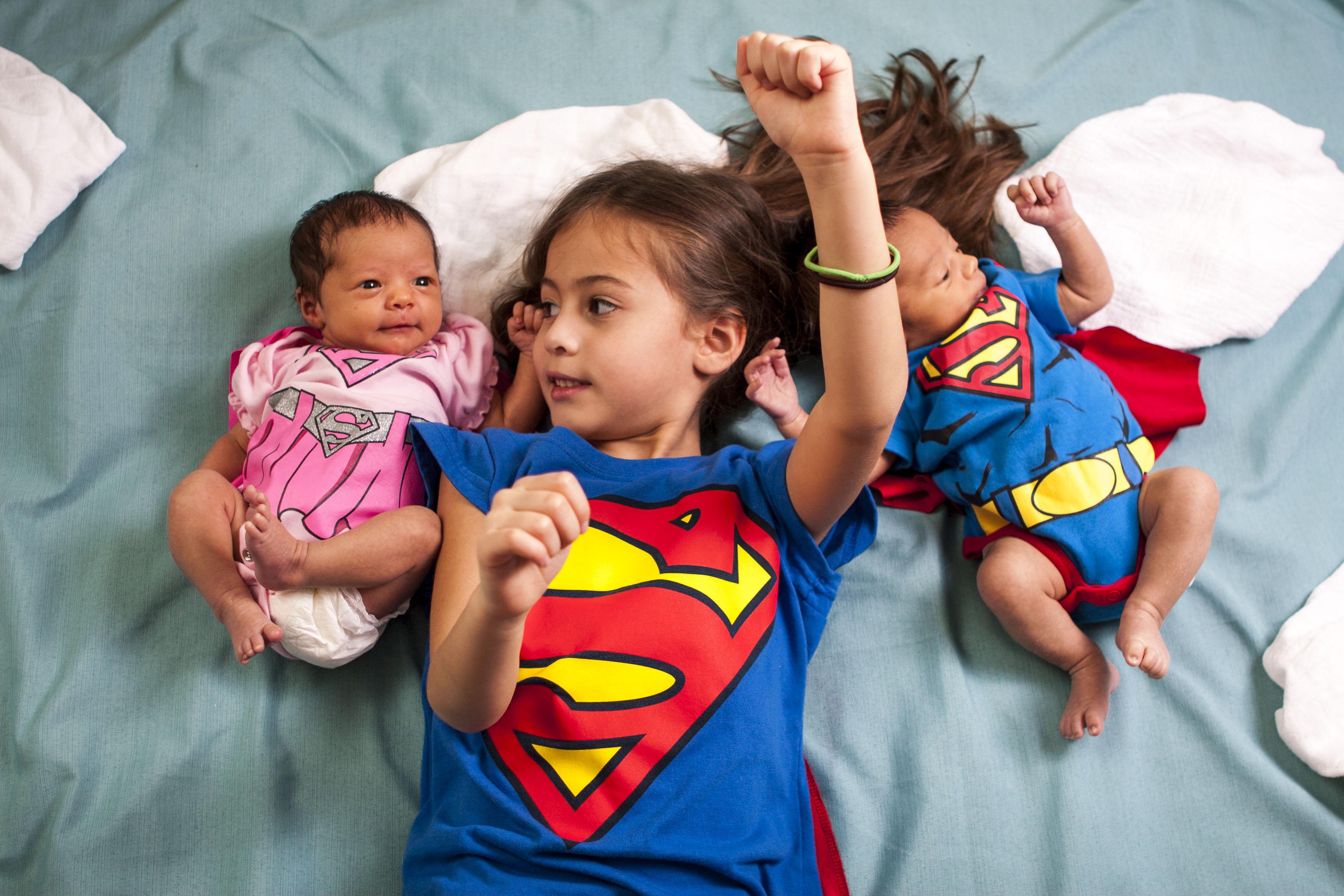 Manic Mom | SuperMom Mentality