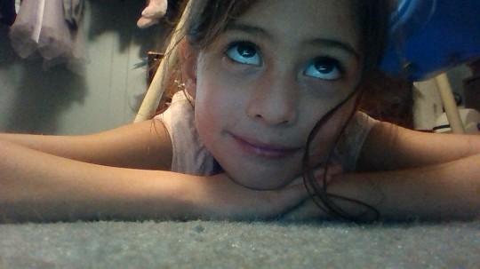 Mica eyes